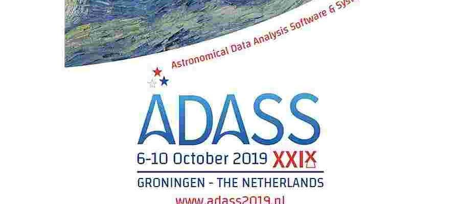 #ADASS2019
