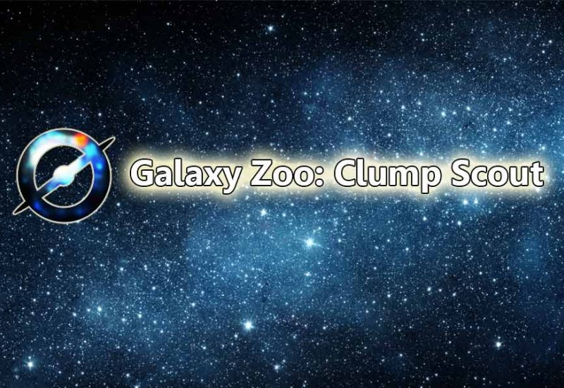 Galaxy Zoo Clump Scout